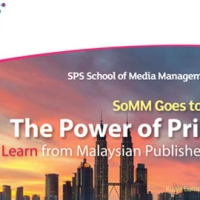 "Thumbnail for ""SoMM Batch #17  SoMM Goes to Kuala Lumpur: The Power of Print Media, Lesson Learn from Malaysian Publishers & Advertisers Rabu - Kamis, Kuala Lumpur 19 - 20 Juli 2017"""