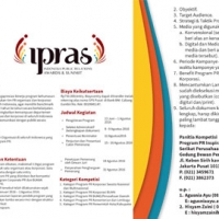 "Thumbnail for ""The 5th Indonesia Public Relations Awards and Summit (IPRAS), Semarang, Selasa - Rabu, 30 - 31 Agustus 2016"""