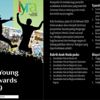 "Thumbnail for ""The 6th Indonesia Young Readers Awards (IYRA)"""