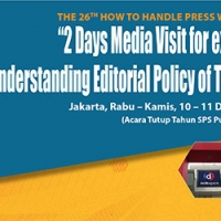 "Thumbnail for ""THE 26TH HOW TO HANDLE PRESS WELL WORKSHOP"""
