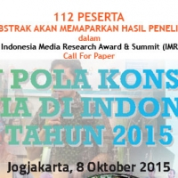 "Thumbnail for ""The 2nd Indonesia Media Research Award & Summit (IMRAS) 2015"""