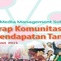 "Thumbnail for ""School of Media Management Batch #13, Jakarta, 24-25 Maret 2015"""