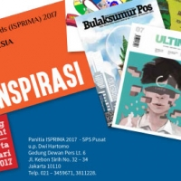 "Thumbnail for ""The 6th Indonesia Student Print Media Awards (ISPRIMA)"""