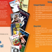"Thumbnail for ""The 8th Indonesia Students Print Media Awards (ISPRIMA)"""