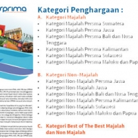 "Thumbnail for ""The 7th Indonesia Students Print Media Awards (ISPRIMA)"""
